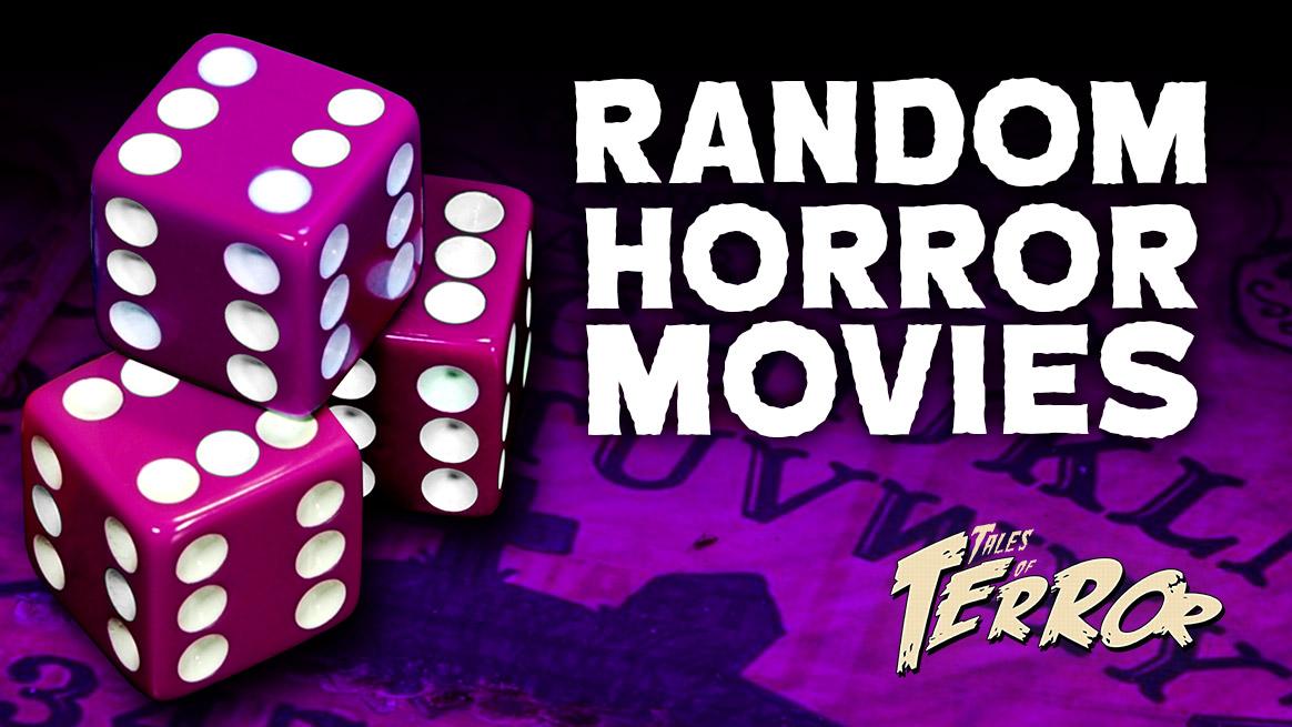 Random Horror Movies