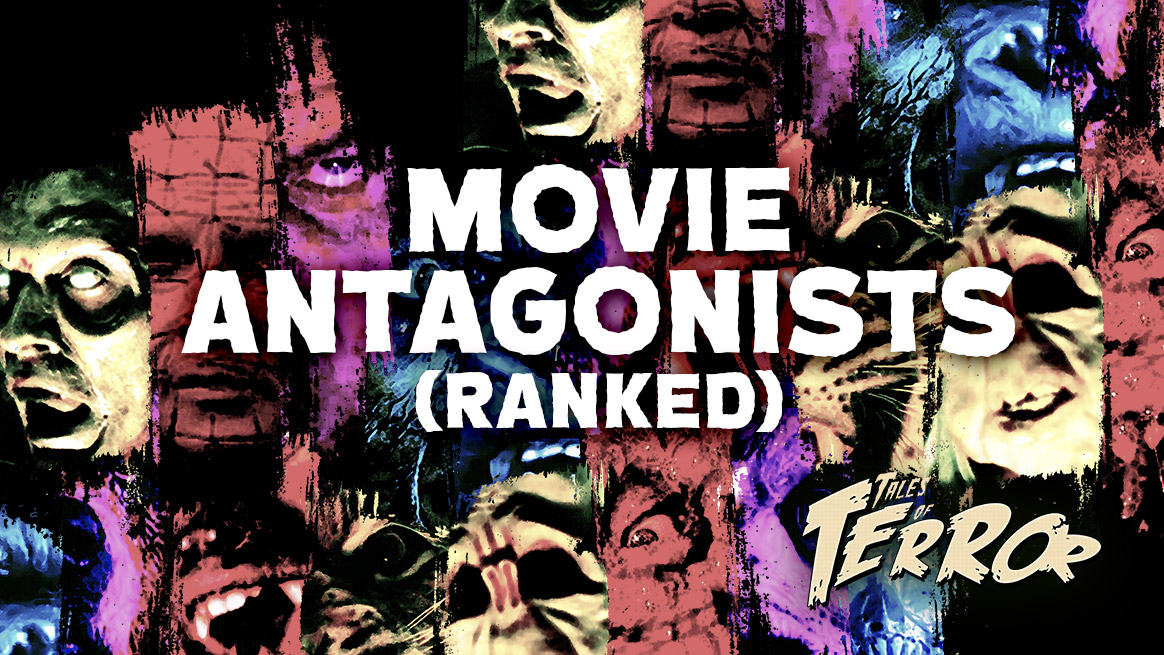 Movie Antagonists (Ranked)