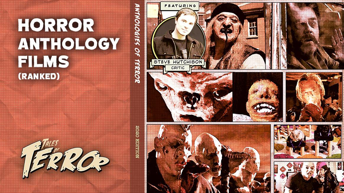 Horror Anthology Films (Ranked)