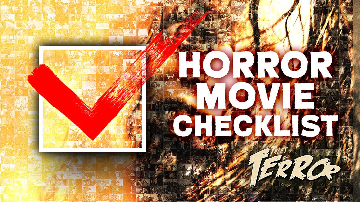 Movie Checklist