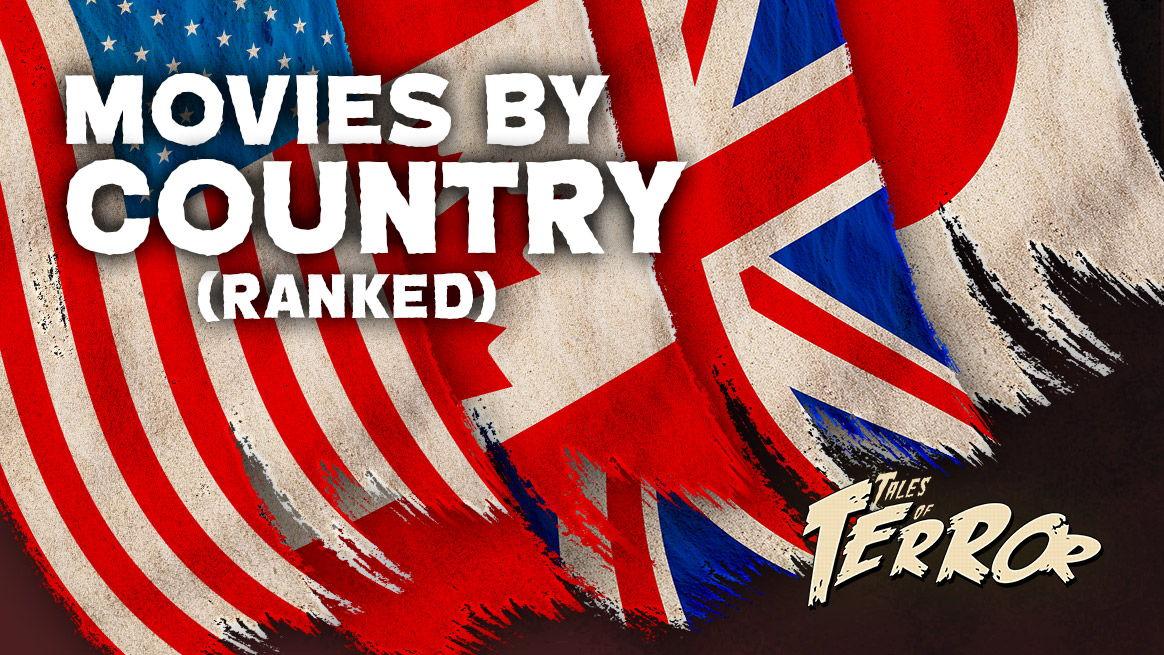 Movies by Country (Ranked)