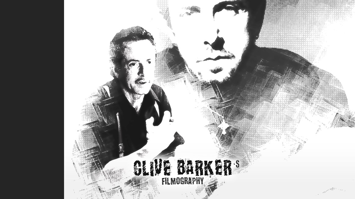 Masters of Horror Clive Barker (Ranked)