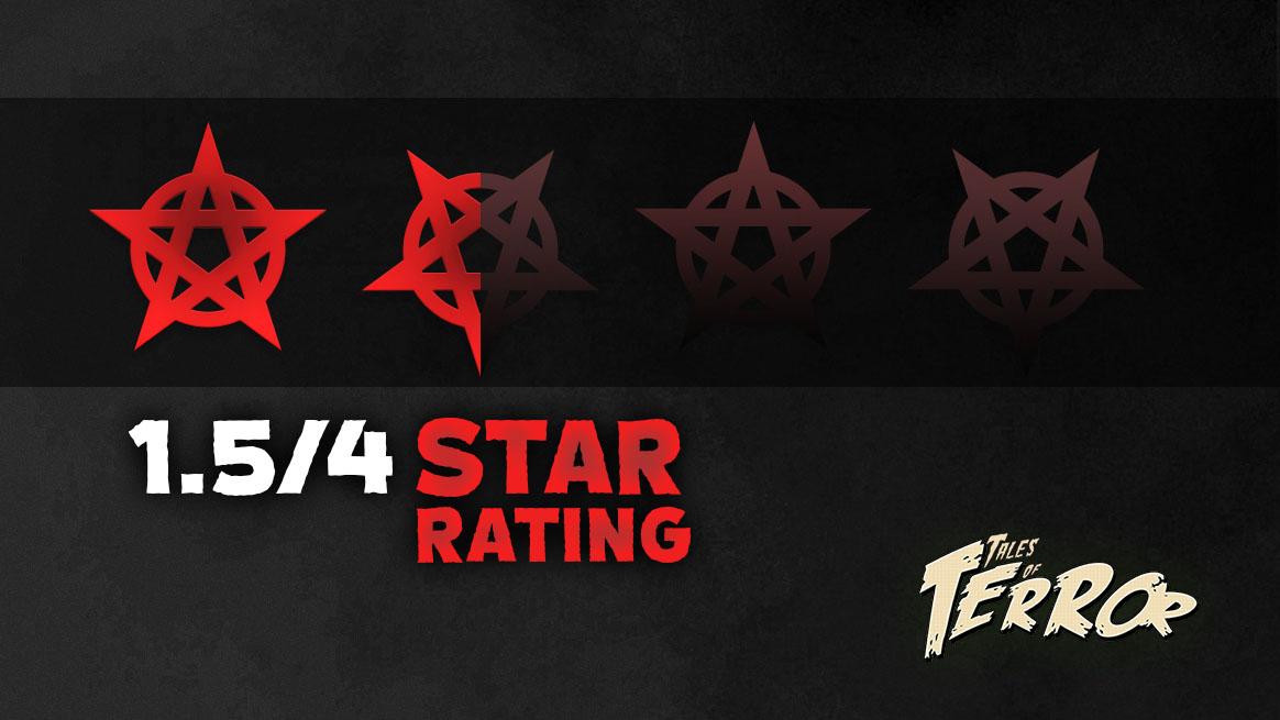 1.5 Star Rating