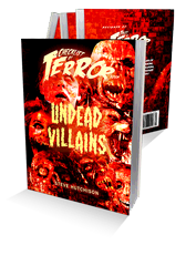 Checklist of Terror 2019: Undead Villains