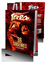 Checklist of Terror 2020: 36 Subgenres