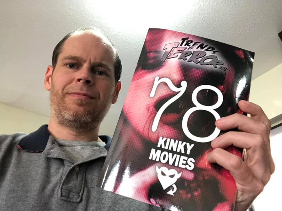Curt Wiser bought 78 Kinky Movies