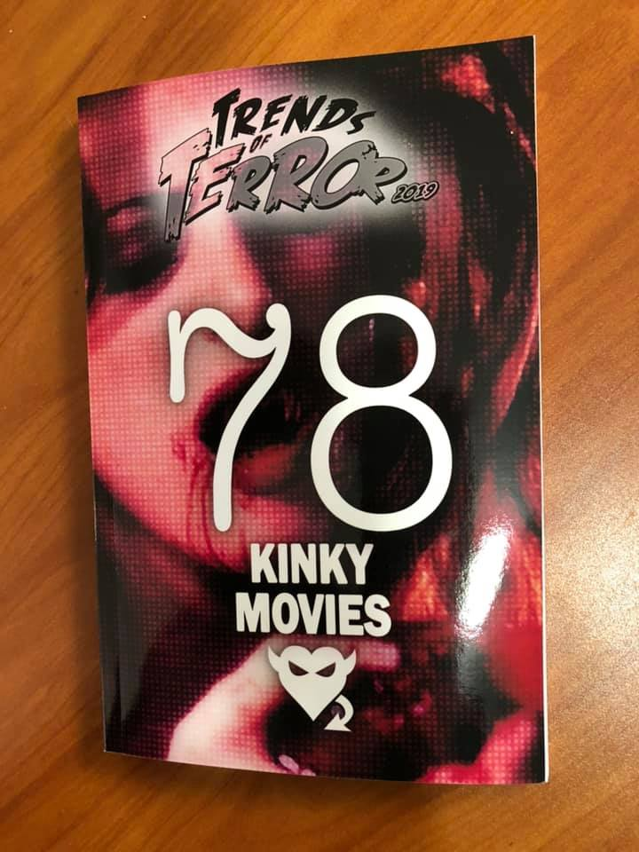 Curt Wiser's copy of 78 Kinky Movies