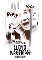 Masters of Terror 2019: Lloyd Kaufman's Filmography