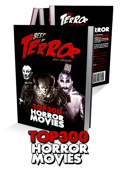 Best of Terror 2017   Book on Horror Movies