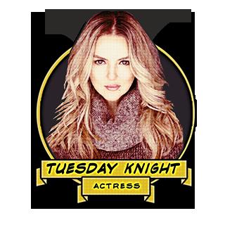 Tuesday Knight