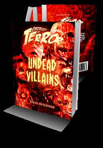 Checklist of Terror 2019: Undead Villains