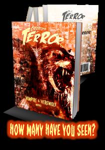 Checklist of Terror: Vampire & Werewolf Movies