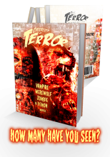 Checklist of Terror: Vampire, Werewolf, Zombie & Demon Movies